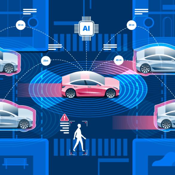 Autonomous Vehicle landscape