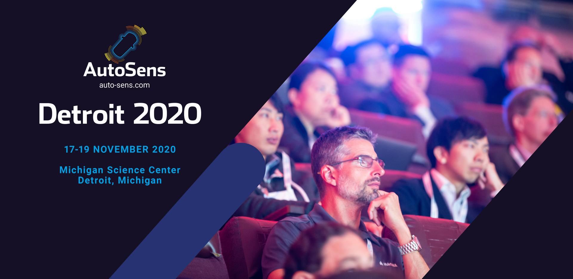 AutoSens Detroit 2020