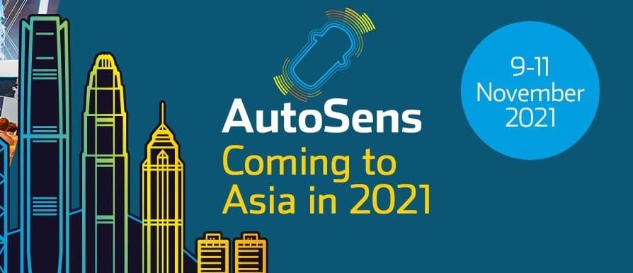 AutoSens Asia 2021