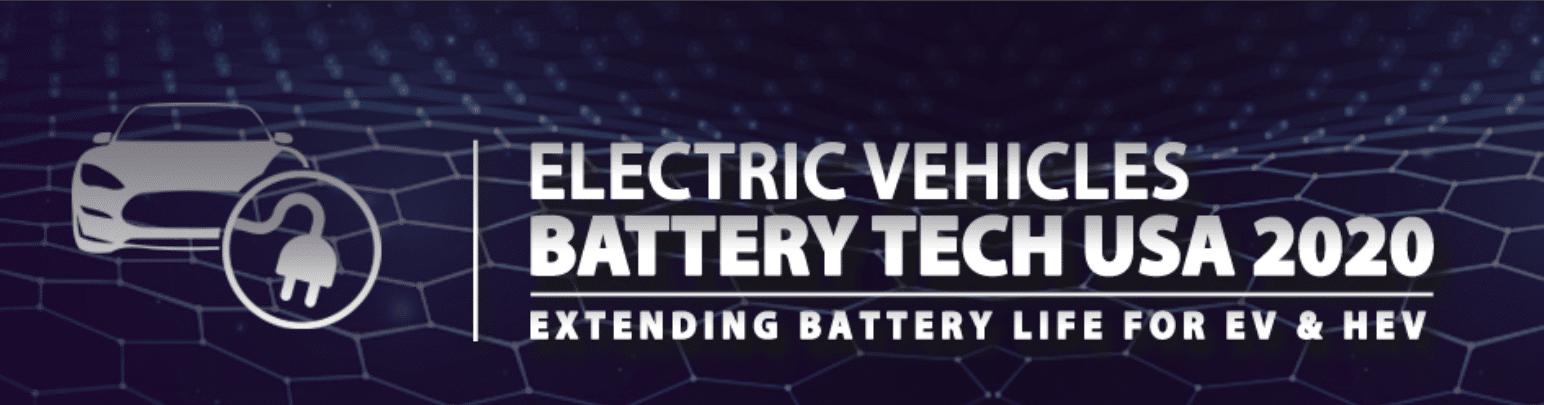 EV Battery Tech USA 2020