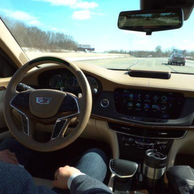 Cadillac Super Cruise 101: Understanding How & Where it Works 22