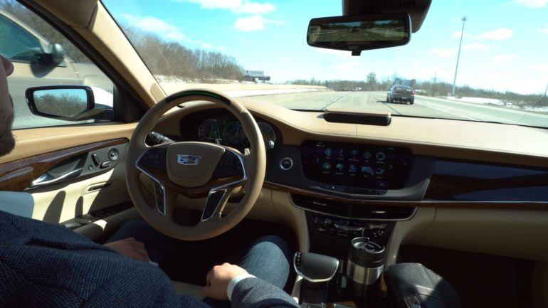 Cadillac Super Cruise 101: Understanding How & Where it Works 15