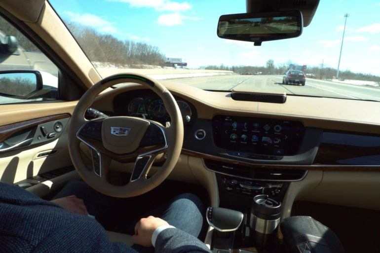 Cadillac Super Cruise 101: Understanding How & Where it Works 24