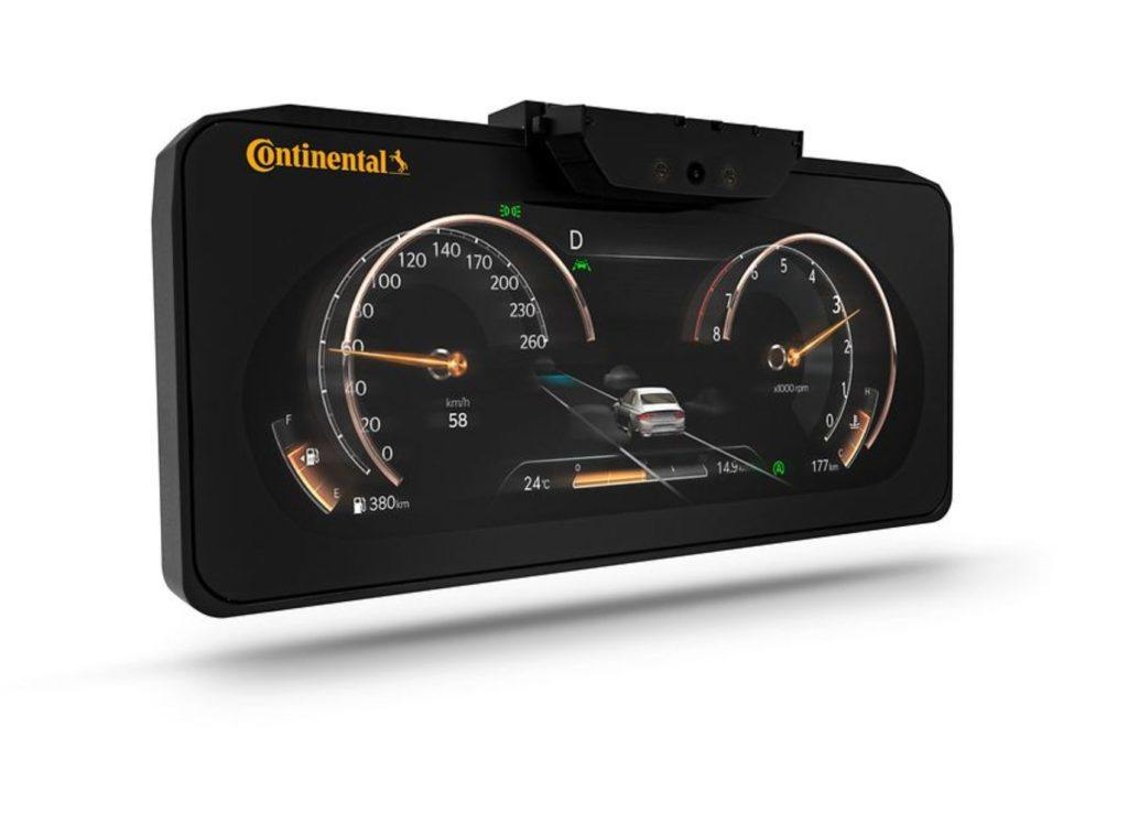 Continental 3D Display