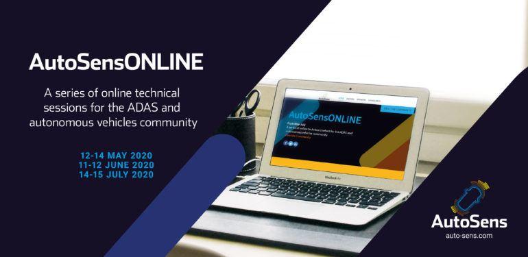 AutoSensONLINE 2020