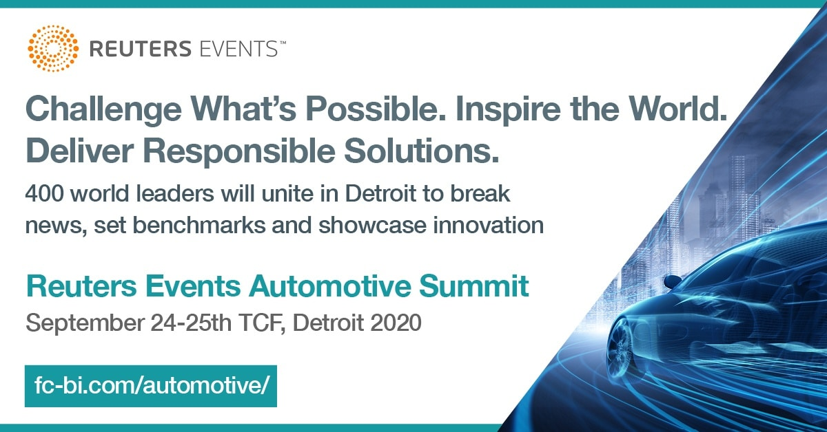 Automotive Summit Banner