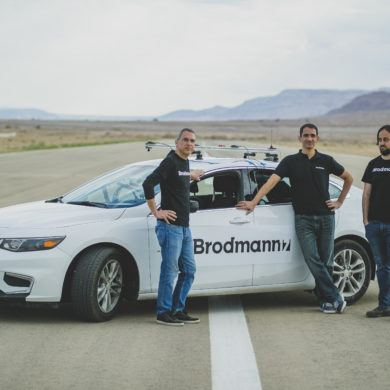 Thinkware & Brodmann17 Collaborate for ADAS Aftermarket Device 19