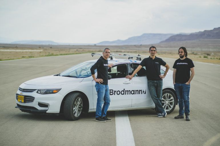 Thinkware & Brodmann17 Collaborate for ADAS Aftermarket Device 22