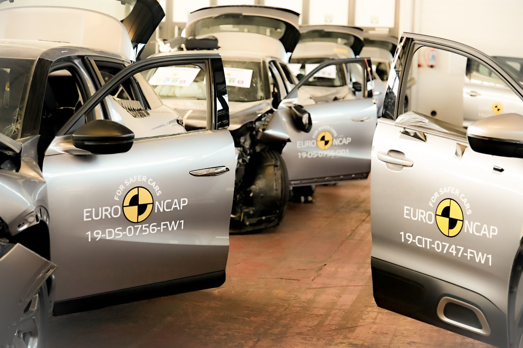 Understanding Euro NCAP: Setting the Standard for AEB Performance Validation 16