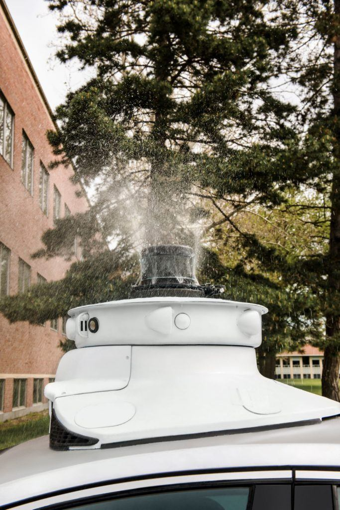 Sensor Cleaning Tech: How Engineers Protect Sensors From Bugs, Bird Droppings, Dirt & Grime 22