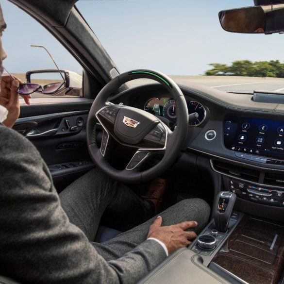 Bite-Size Podcast: How GM's New Ultra Cruise Technology Works 34