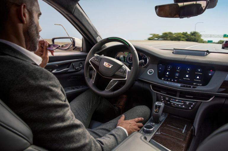 Bite-Size Podcast: How GM's New Ultra Cruise Technology Works 16