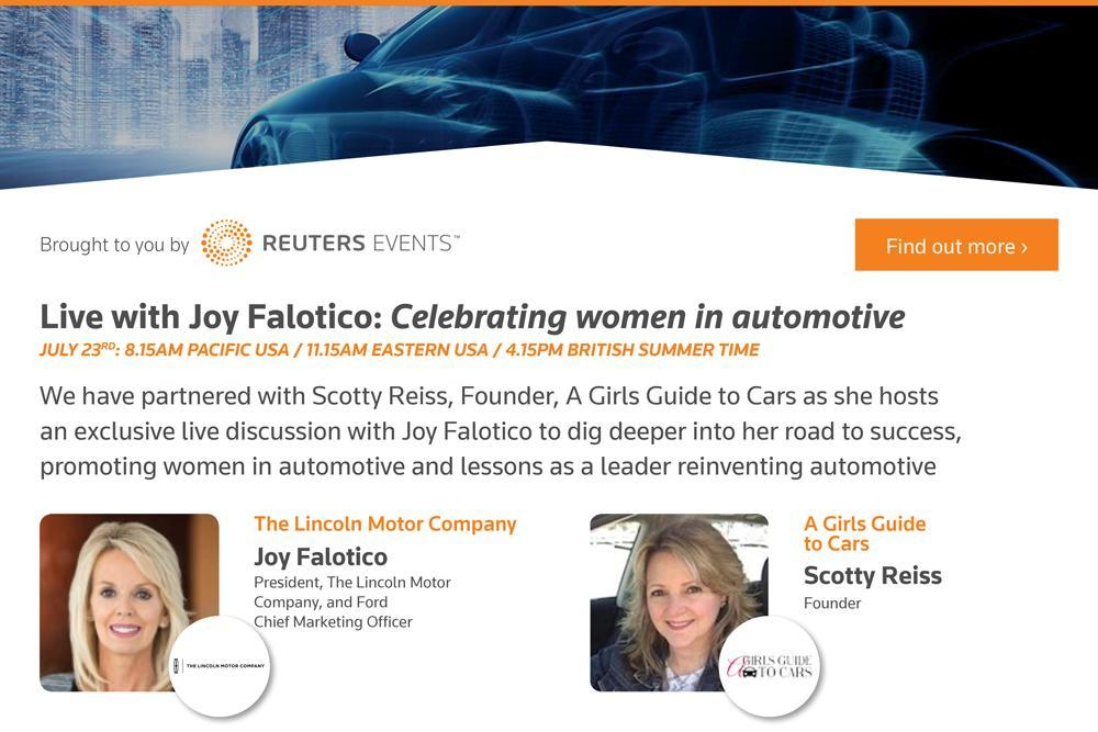 Inclusion & Inspiration: New Series to Celebrate Women in the Automotive Industry 17