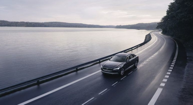 All New Volvos to Come With Top Speed Limiter 15