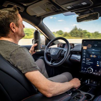 Mustang Mach-E Allows for Hands-Free Driving via New Active Drive Assist System 16