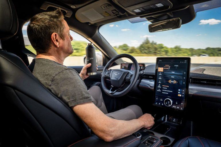 Mustang Mach-E Allows for Hands-Free Driving via New Active Drive Assist System 15