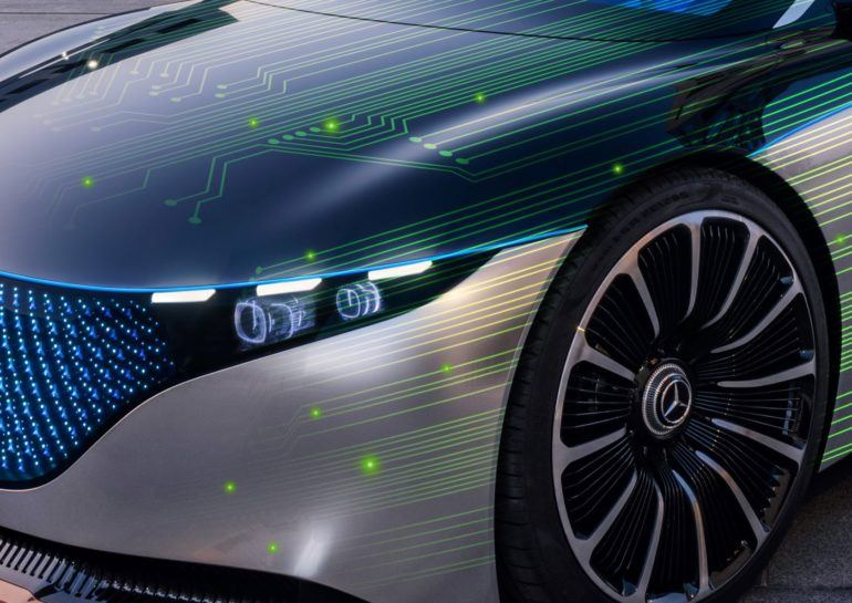 Mercedes-Benz & NVIDIA Join to Create New In-Vehicle Computing System & AI Infrastructure 13