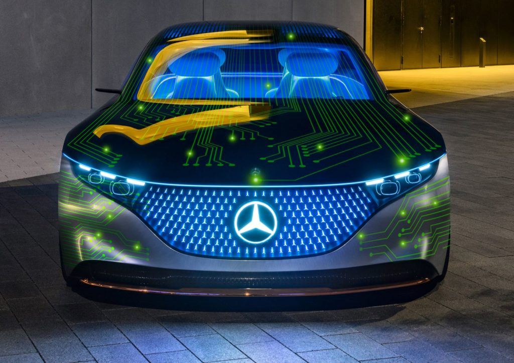 Mercedes-Benz and NVIDIA are joining forces to create a new in-vehicle computing system and AI computing infrastructure.