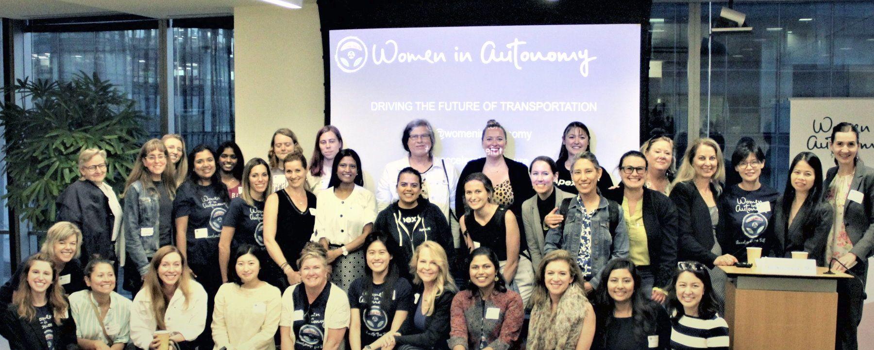 Women in Autonomy
