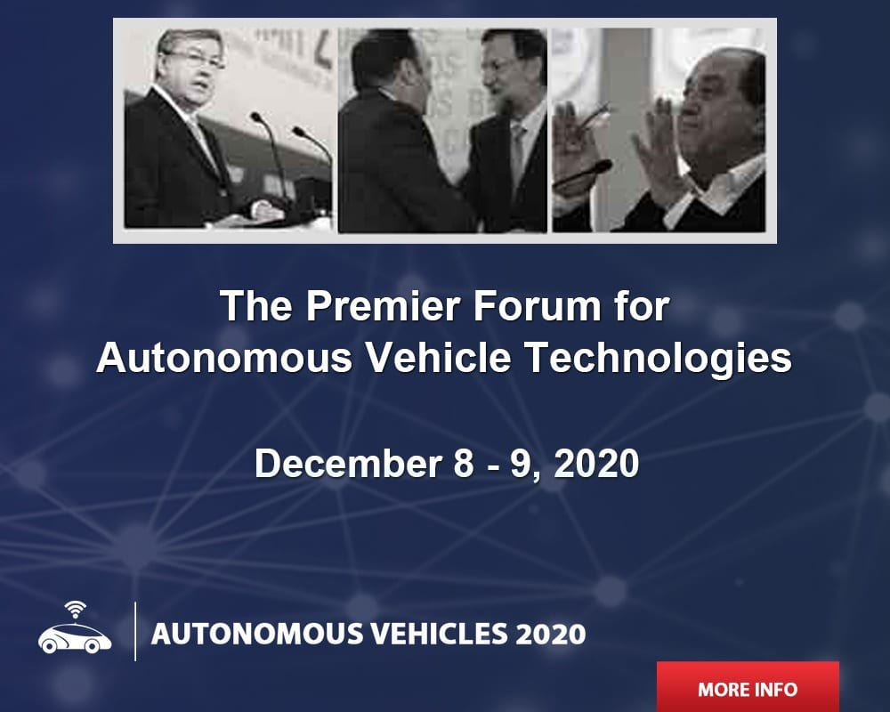 Autonomous Vehicles 2020