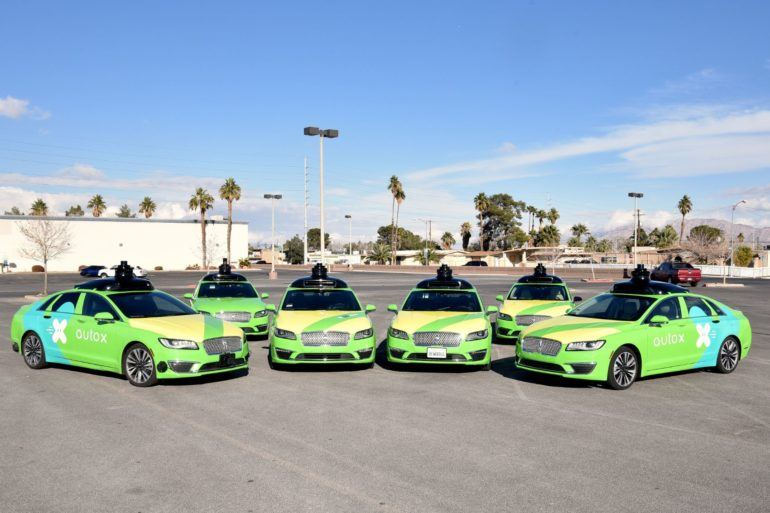 AutoX Granted Driverless Permit by California DMV 17