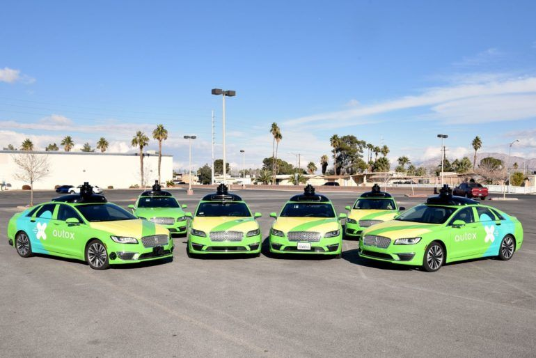 AutoX Granted Driverless Permit by California DMV 15