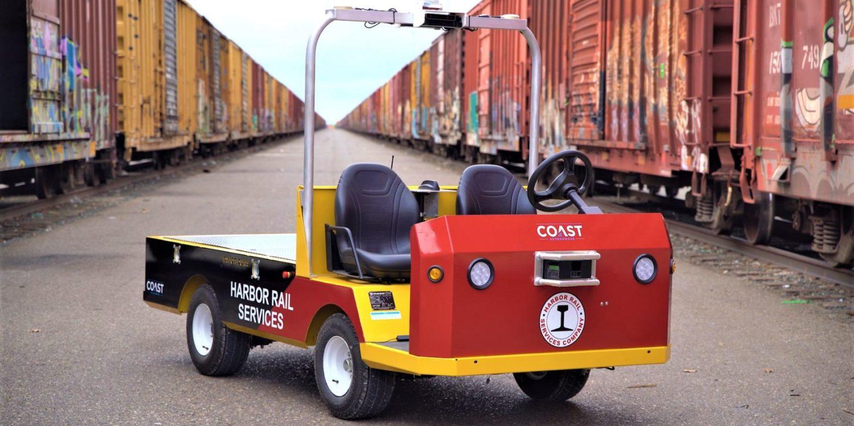 COAST Autonomous Deploys Leddar Pixell Technology for Rail Yard Automated Delivery Vehicle 22