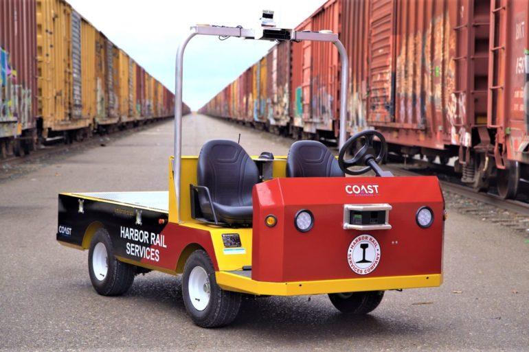 COAST Autonomous Deploys Leddar Pixell Technology for Rail Yard Automated Delivery Vehicle 20