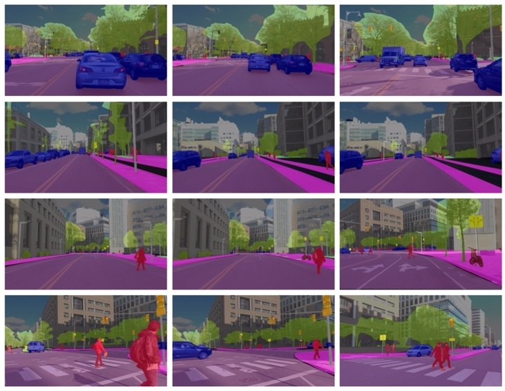 Free DriveSeg Video Data Set From MIT & Toyota to Accelerate Automated Driving Research 15