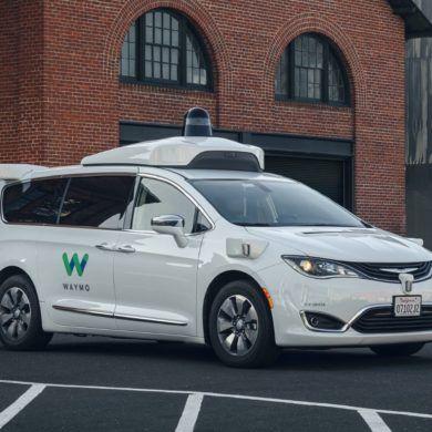 FCA & Waymo Expand Autonomous Driving Partnership to Include Light Commerical Vehicles 21
