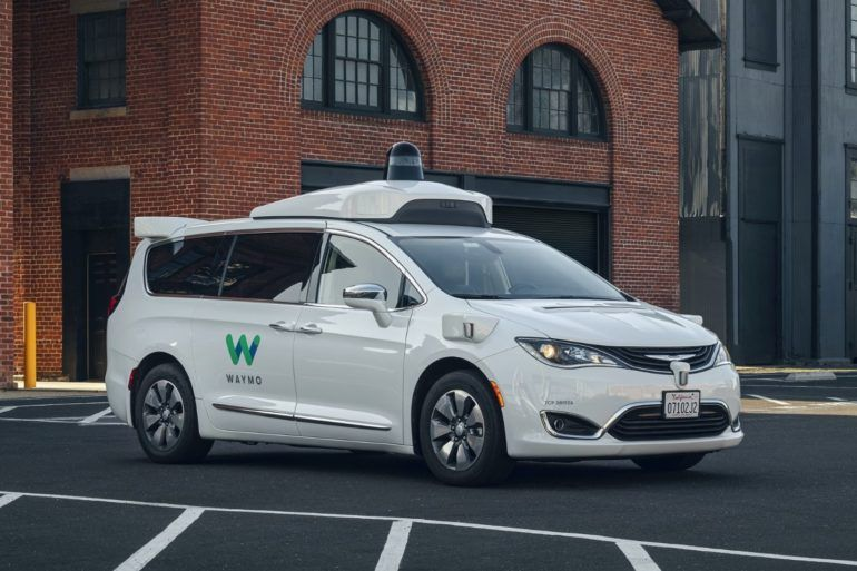 FCA & Waymo Expand Autonomous Driving Partnership to Include Light Commerical Vehicles 26