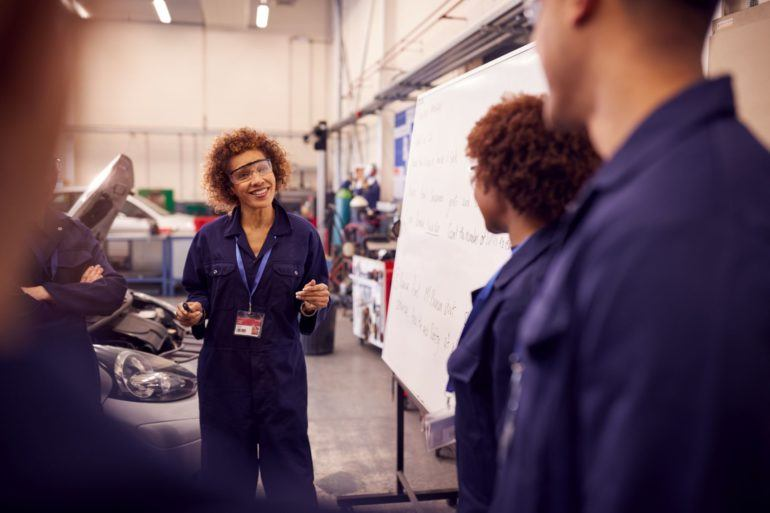 Women in Autonomy Educates, Equips & Empowers Females for Success in Automotive 15