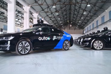 AutoX Launches New Shanghai RoboTaxi Service 18