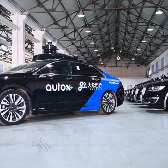 The First 100 Days With AutoX's Fully Driverless Robotaxi 24