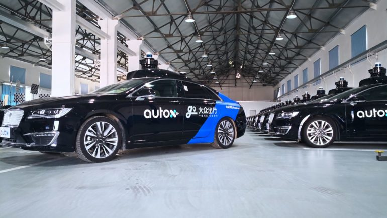 AutoX Launches New Shanghai RoboTaxi Service 15