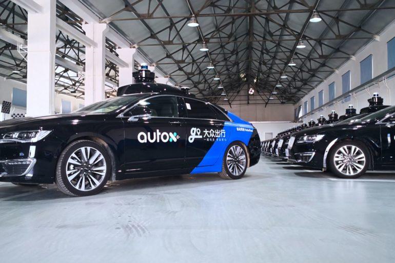 AutoX Launches New Shanghai RoboTaxi Service 27