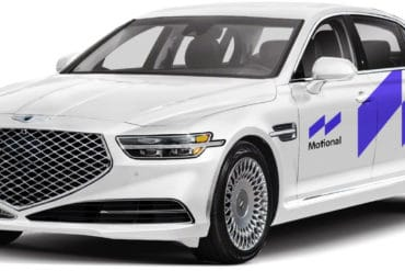 Motional: Hyundai & Aptiv Announce Official Name for New Autonomous Driving Venture 24