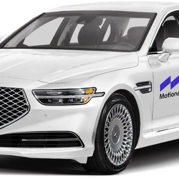 Motional: Hyundai & Aptiv Announce Official Name for New Autonomous Driving Venture 22