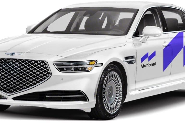 Motional: Hyundai & Aptiv Announce Official Name for New Autonomous Driving Venture 23