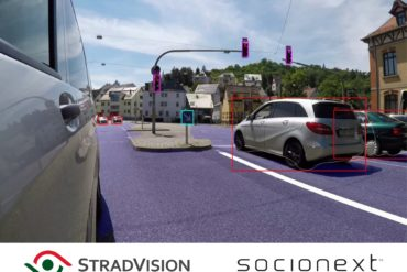 StradVision & Socionext to Collaborate on New Object Recognition Technology for the ADAS Market 18