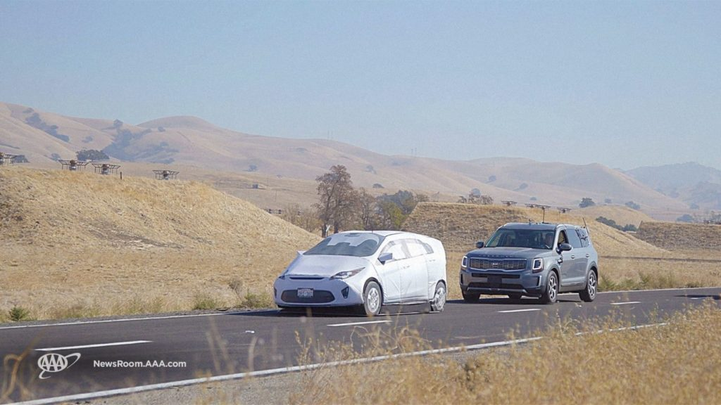 Research From AAA Finds Current ADAS Technologies Not Consistent; May Interfere More Than Help 17