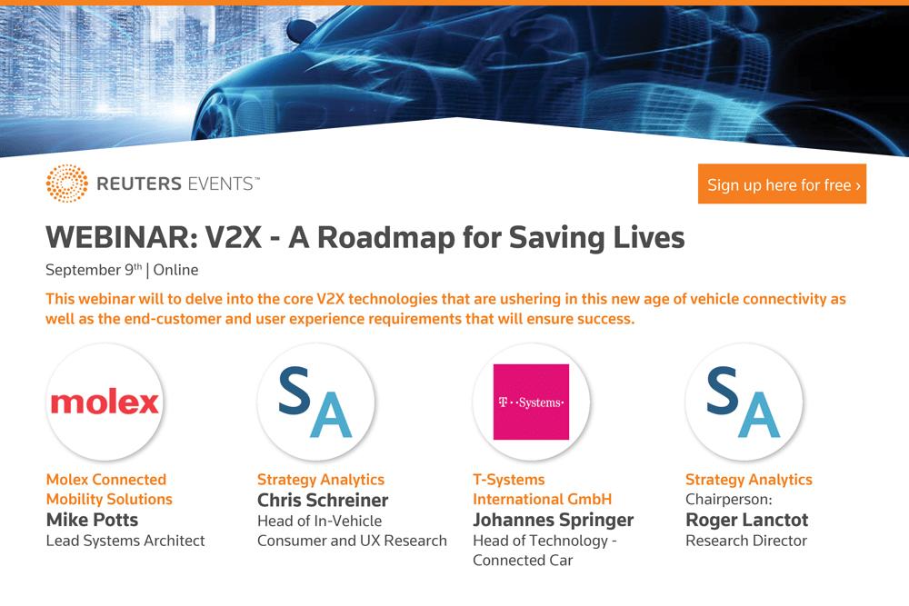 V2X A Roadmap for Saving Lives
