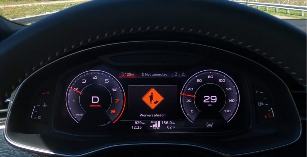 Audi Collaborates to Deploy C-V2X Communication Technology on Virginia Roadways 19