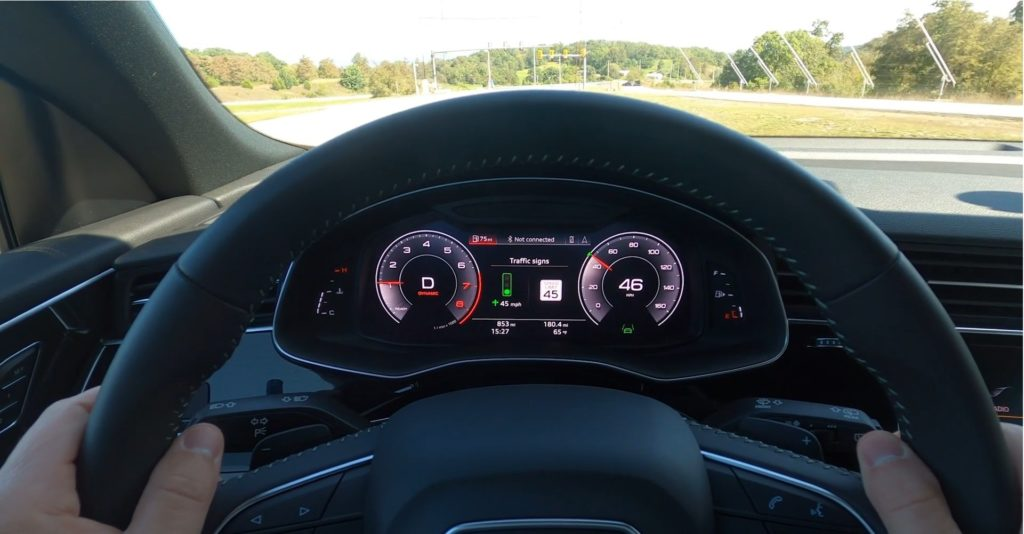 Audi Collaborates to Deploy C-V2X Communication Technology on Virginia Roadways 20