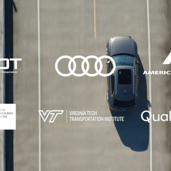 Audi Collaborates to Deploy C-V2X Communication Technology on Virginia Roadways 25