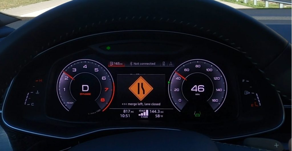 Audi Collaborates to Deploy C-V2X Communication Technology on Virginia Roadways 18