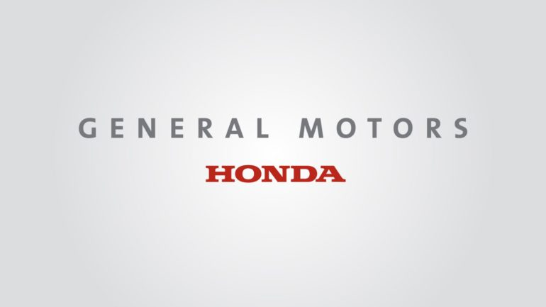General Motors & Honda Sign Memorandum of Understanding for Shared Vehicle Platforms 15
