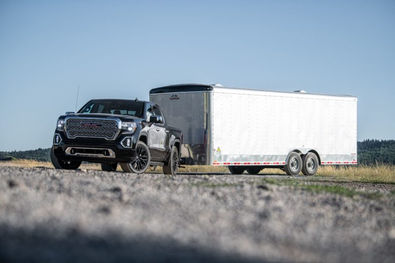2022 GMC Sierra 1500 Denali to Receive Super Cruise with Trailering Capability 16