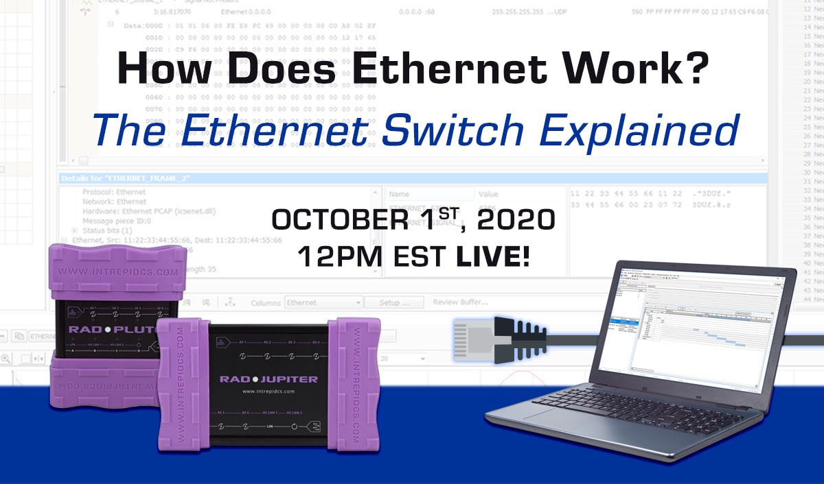 How Does Ethernet Work webinar