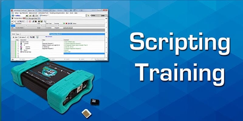 Scripting Training webinar
